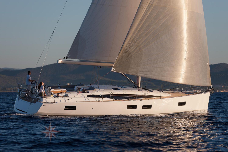 Voilier Jeanneau Yachts 51, vente voilier de croisière à Marseille pointe rouge