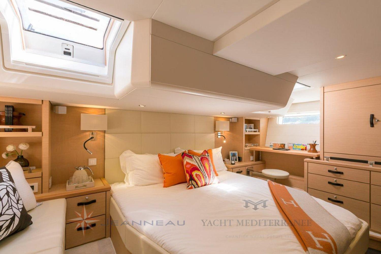 Voilier JeanneauYachts 64, voilier de croisière à Marseille