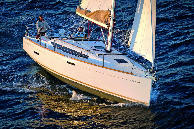 Voilier Jeanneau Sun Odyssee 389, voilier neuf à vendre à Marseille, Yacht Méditerranée.