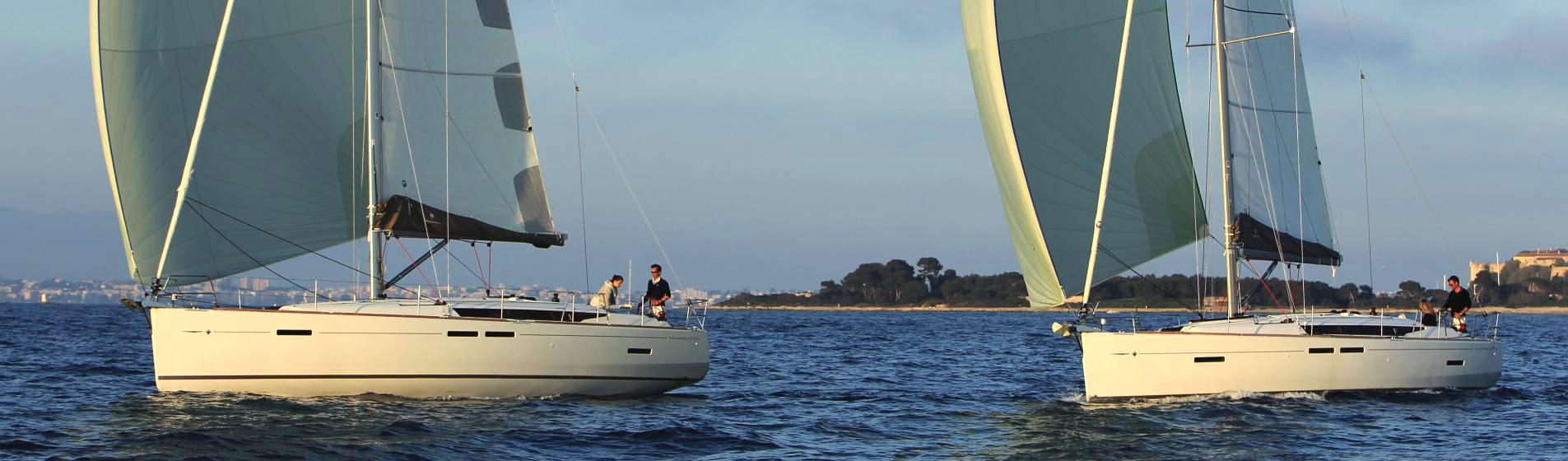 Voilier Jeanneau Sun Odyssee 449, voilier à Marseille, Yacht Méditerranée.