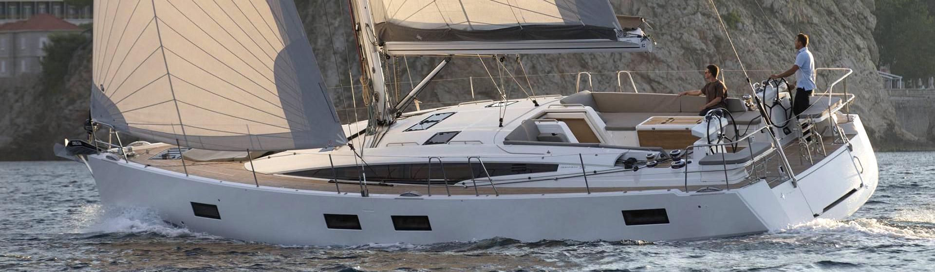 Voilier Jeanneau Yachts 54
