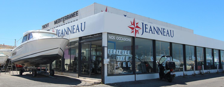 yacht Méditerranée marseille concessionnaire Jeanneau marseille, vente bateau neuf et occasion