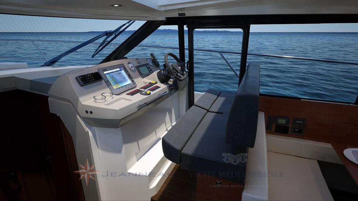 Jeanneau NC 14 Bateau moteur, vente de bateaux à Marseille - Yatch Méditerranée