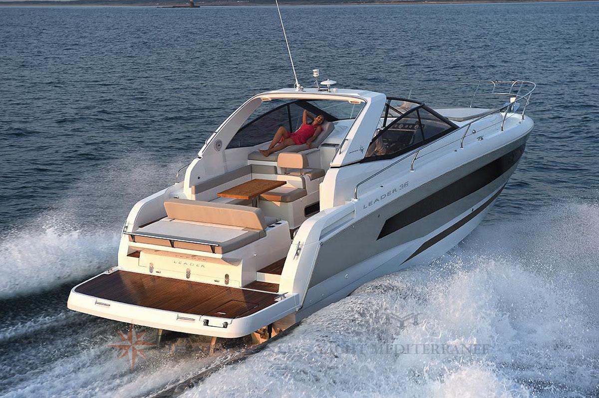bateau 6 couchages
