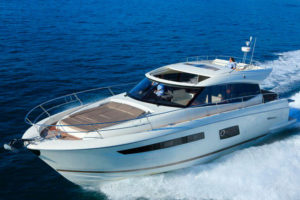 Essais clients Jeanneau et Prestige Cannes - Jeanneau Prestige 460s - Yacht Méditerranée Marseille