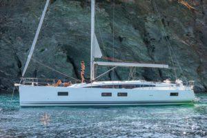 Essais clients Jeanneau Marseille à Saint Tropez - Jeanneau Yacht 51 - Yacht Méditerranée Marseille