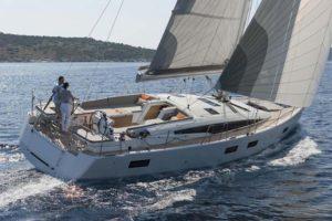 Essais clients Jeanneau Marseille à Saint Tropez - Jeanneau Yacht 54 - Yacht Méditerranée Marseille