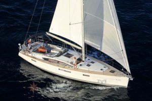 Essais clients Jeanneau Marseille à Saint Tropez - Jeanneau Yacht 58 - Yacht Méditerranée Marseille