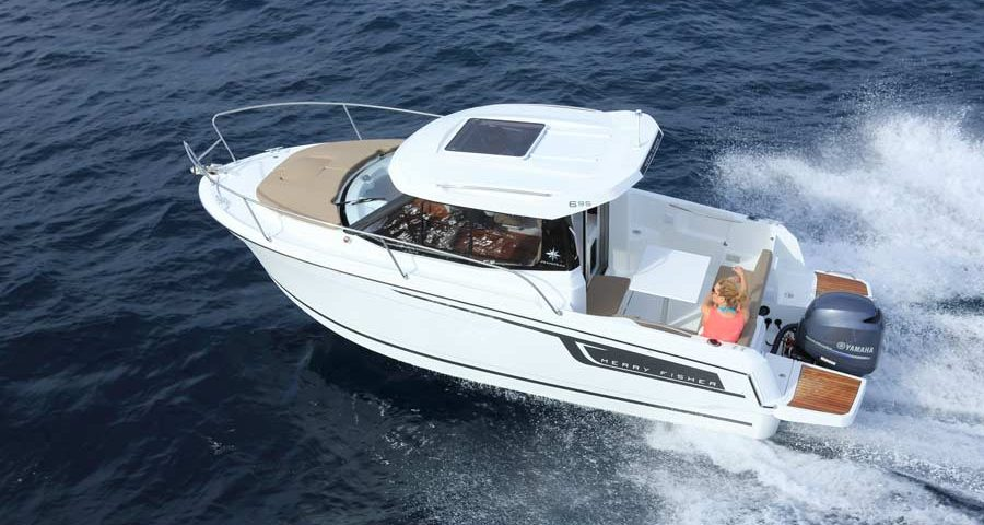 A vendre Promotion Hors bord Jeanneau Merry Fisher 695