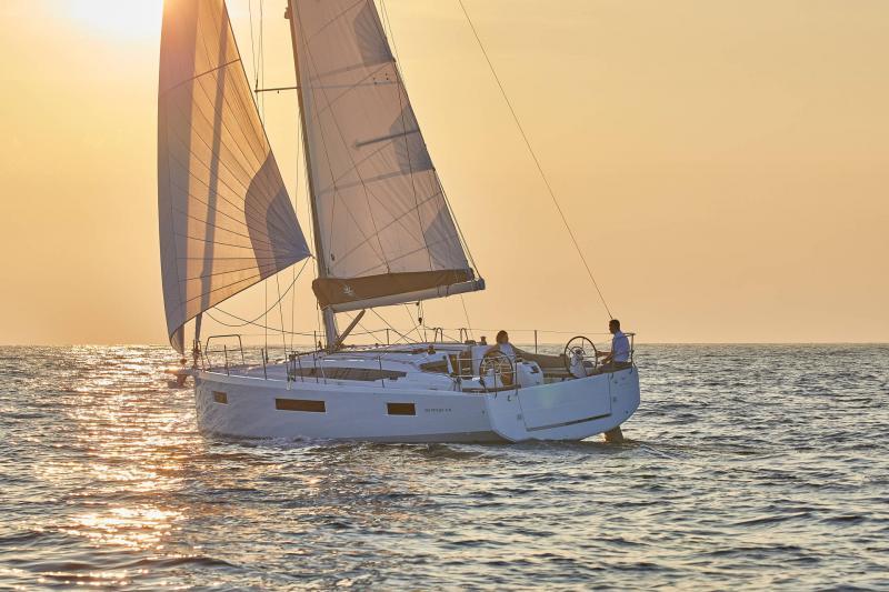 Jeanneau sun Odyssey 410 Voilier à Marseille - Jeanneau Marseillle - Yacht Méditérranée