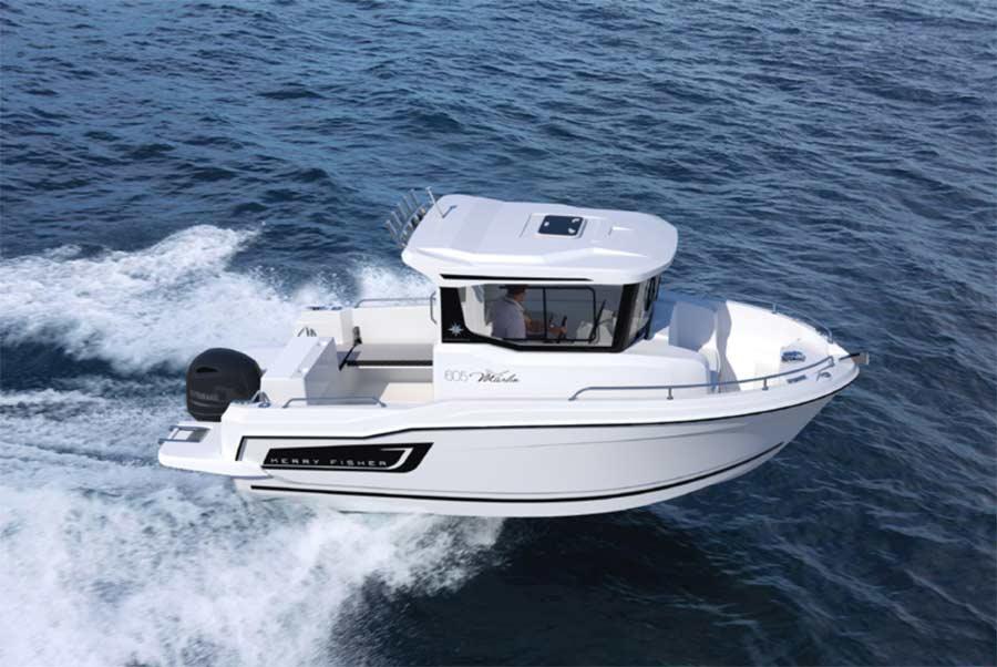 Jeanneau Merry Fisher 605 Marlin - Jeanneau Marseille