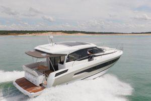 Jeanneau NC37 nouveauté 2018 - Jeanneau Marseille - Yacht Méditerranée