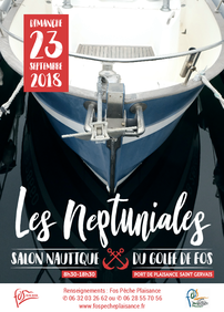Les Neptuniales 2018 Fos sur Mer