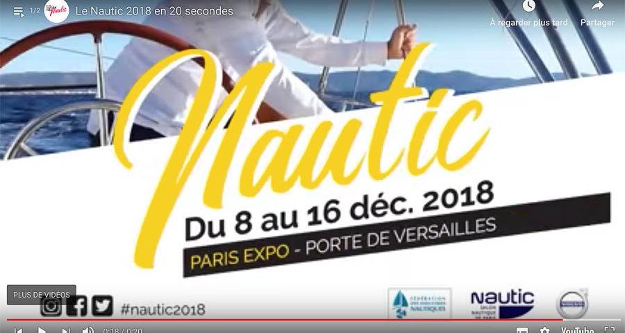 Salon Nautique de Paris 2018 avec Yacht Méditerranée