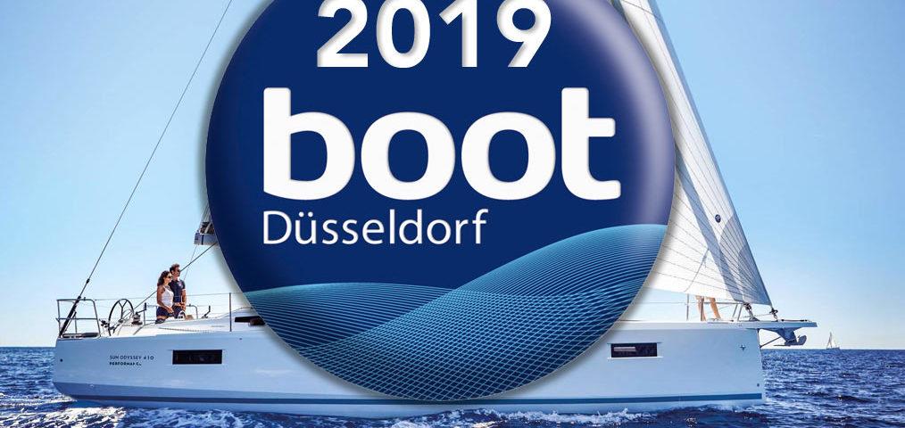 Salon nautique dusseldorf 2019 - YACHT MEDITERRANEE