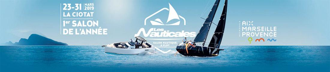 Salon Nautique de la Ciotat du 23 au 31 mars 2019 avec Yacht Méditérranée