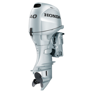Moteur 3 cylindres Honda Marine 40 CV