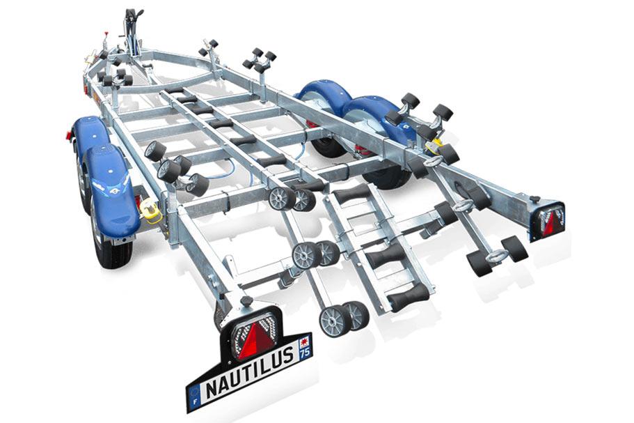 Remorque bateau Nautilus N2552CMF