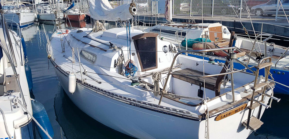 Occasion Bateau Anstey Yacht Trapper 500