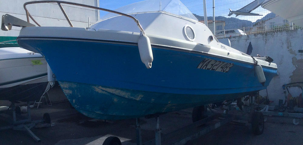 bateau RHONE VERRE RV19 occasion marseille