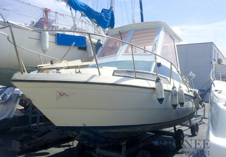 Best Boat 650 Twin Cabin de 1990 - Occasion Marseille