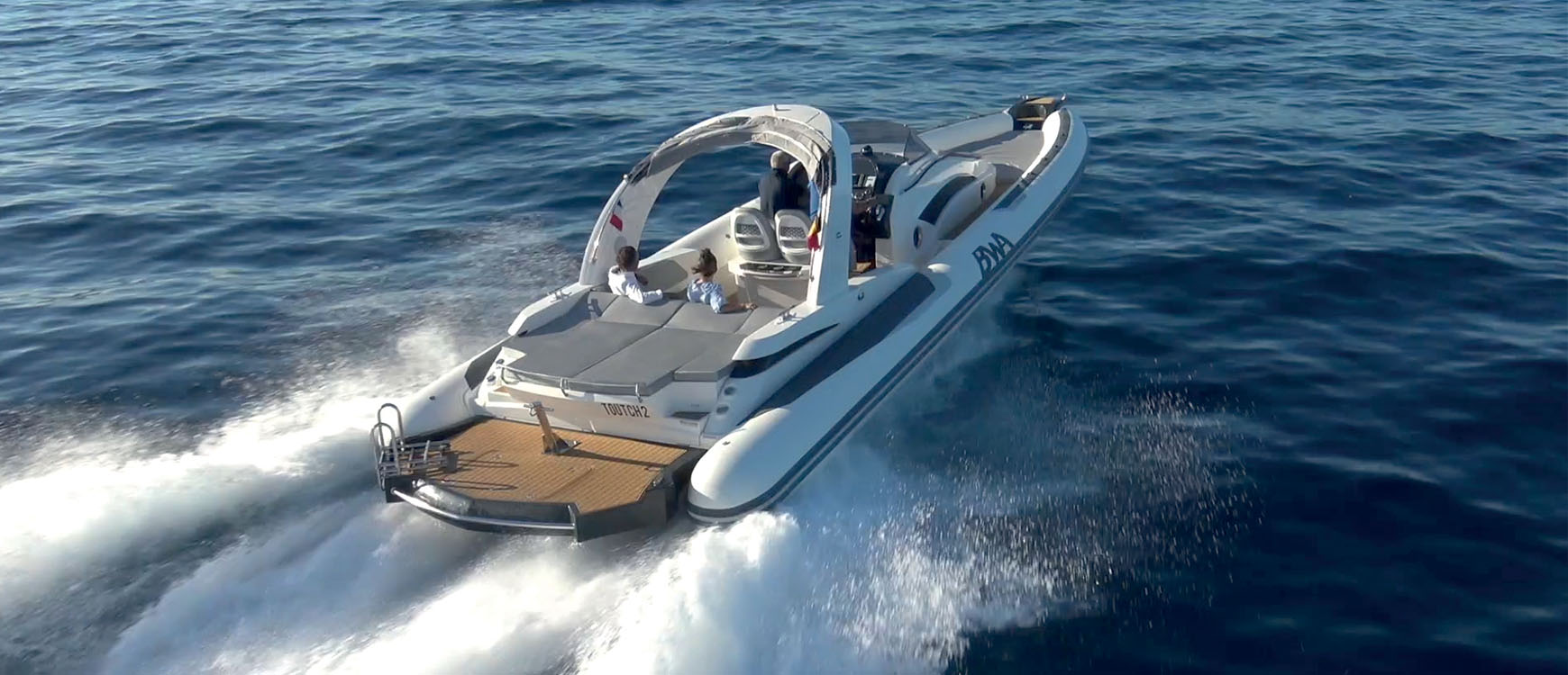 BWA 40 WL Marseille Yatch Mediterranee