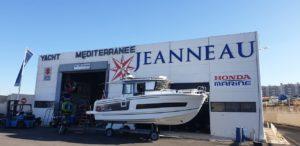 Merry Fisher 895 Marlin Offshore - Raymarine